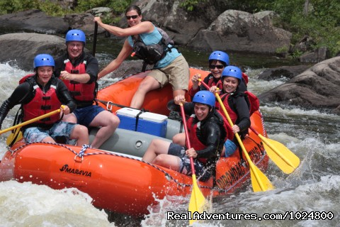 Dig In (#9 of 16) - Adirondac Rafting Company