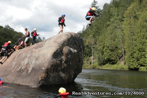 Big Air (#11 of 16) - Adirondac Rafting Company