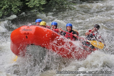 Air Raft (#16 of 16) - Adirondac Rafting Company