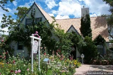 Romantic Weekend Getaways The Garden Cottage B&B