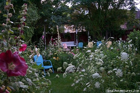 - Romantic Weekend Getaways The Garden Cottage B&B