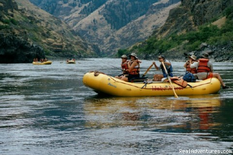 Whitewater Rafting: rafting