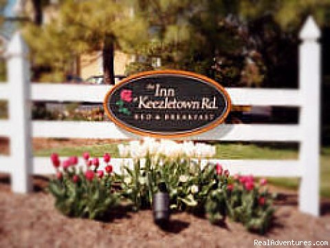 - A B&B Inn at Keezletown Road