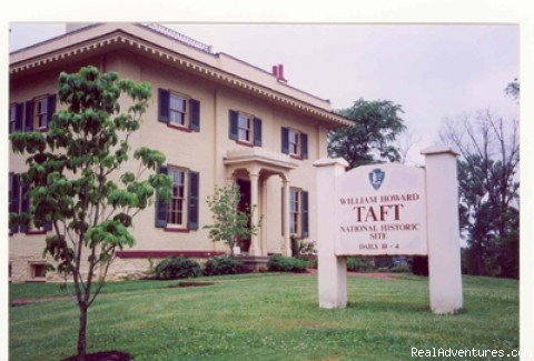 President Taft's home | Image #3/6 | Cincinnati, lots of history and lots of fun