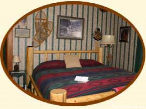 Yellowstone Room - Mayor's Inn Bed & Breakfast
