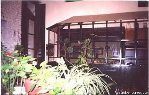 Courtyard 2 Tango Hogar - Tango Hogar Bed & Breakfast