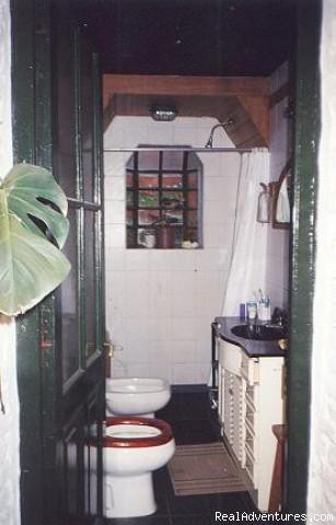 Bathrooms Tango Hogar - Tango Hogar Bed & Breakfast