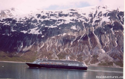 Cruising to Alaska: photo of statedam