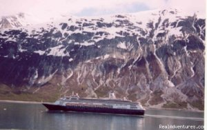 Cruising to Alaska Anchorage, Alaska Articles
