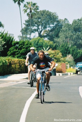 Scenic bike tours in San Diego and La Jolla