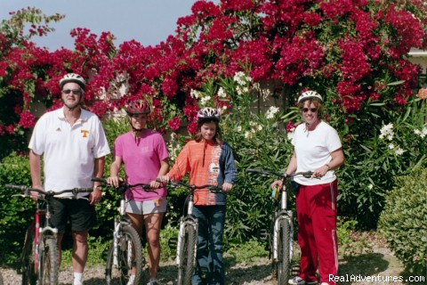 Family fun! - Scenic bike tours in San Diego and La Jolla