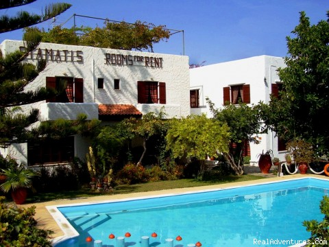 Summer Lodge Bed & Breakfasts Hania, Crete, Greece