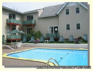 Town & Country Motor Inn Hotels & Resorts Lake Placid, New York