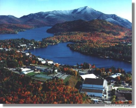 Lake Placid - Town & Country Motor Inn
