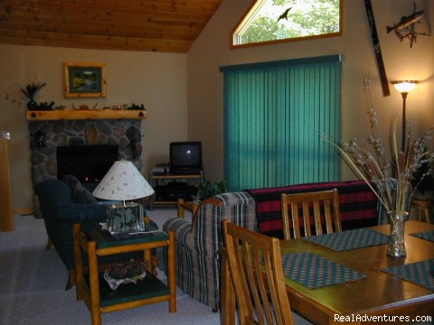 SpruceTops - Northern Michigan  Cabin/Cottage Vacation Rental