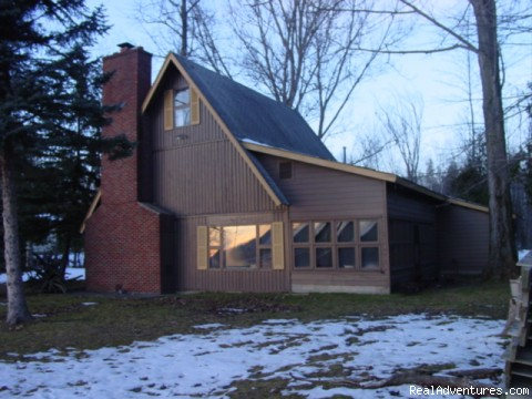 WestWind - Northern Michigan  Cabin/Cottage Vacation Rental