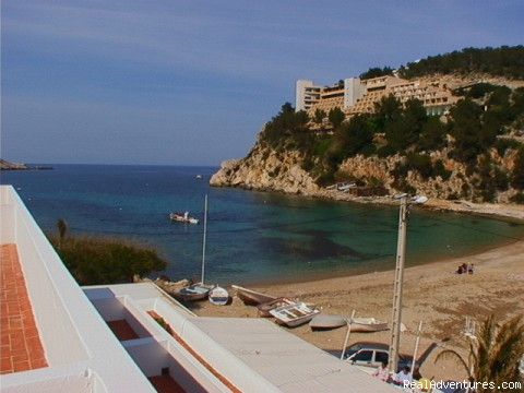 The view from your terrace - Dream Holidays in Ibiza