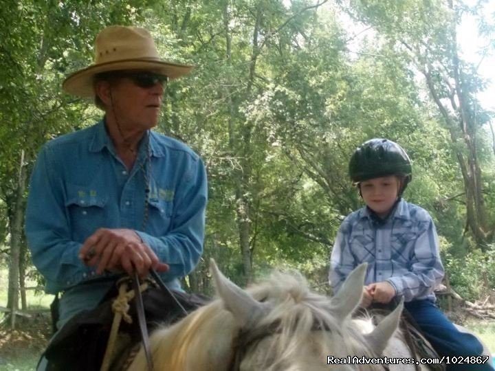 Building that Confidence | Image #9/19 | Scenic Horseback  Lessons