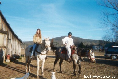Comin In (#22 of 26) - Scenic Horseback  Lessons