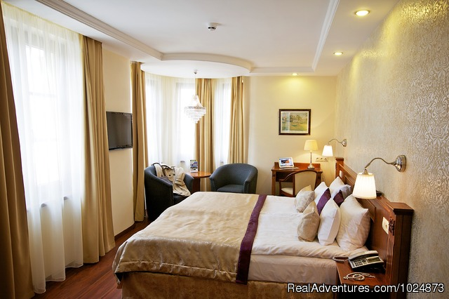 Double room - Gold Hotel Wine & Dine
