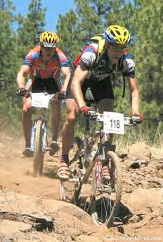 Mountain Bike Trails - Durhamtown Plantation Sportsmans Resort