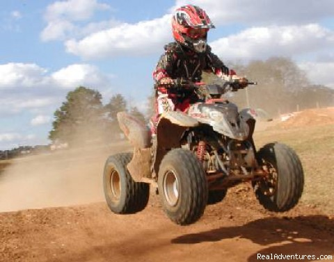 ATV Tracks & Trails - Durhamtown Plantation Sportsmans Resort
