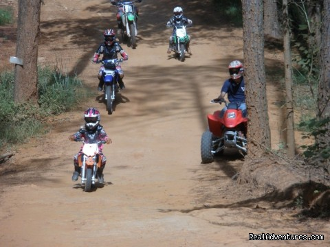 Cruise the Trails with Family - Durhamtown Plantation Sportsmans Resort