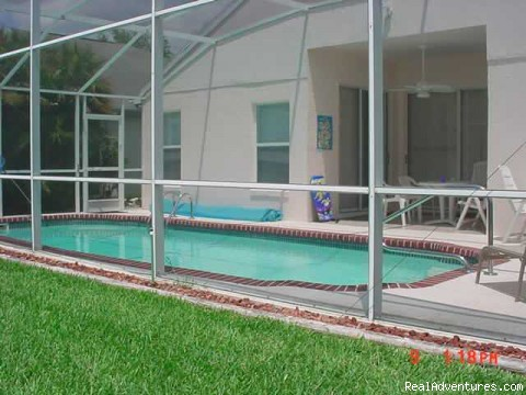 Pool (#2 of 13) - Rental Near Disney, Universal Studios & Sea World