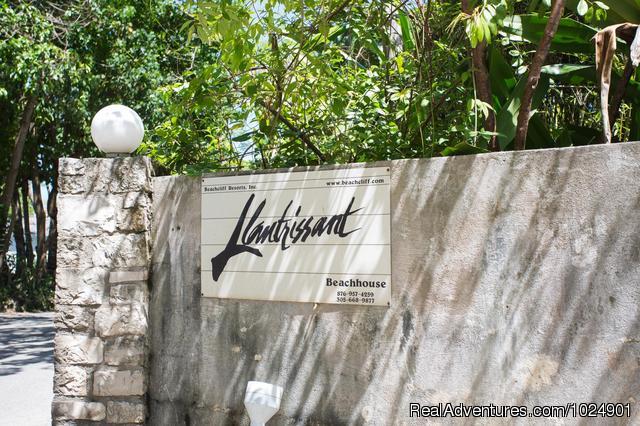 King size bed - Llantrissant - A Negril Beachhouse