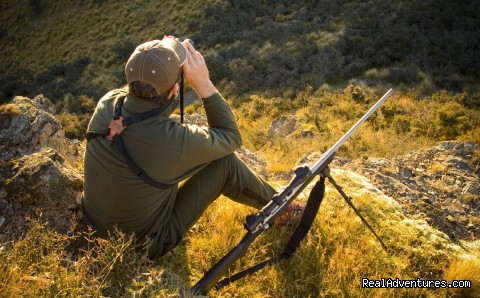 - Hunting & Fishing Tours of New Zealand