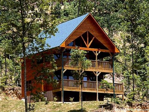 Premier Luxury Cabin Rentals (#1 of 26) - Premier Luxury Cabin Rentals Next  To Dollywood