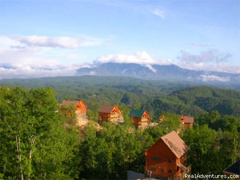 Starr Crest Resort Panoramic Views (#3 of 26) - Premier Luxury Cabin Rentals Next  To Dollywood