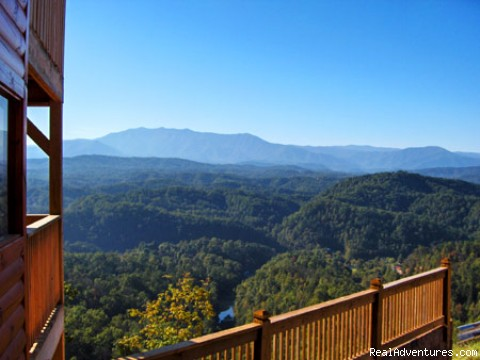 Blue Skies... - Premier Luxury Cabin Rentals Next  To Dollywood