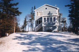 Solitude & Stunning Views on 2 Ocean Beaches Parrsboro, Nova Scotia Vacation Rentals