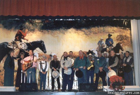 Cowboy Poetry Gathering | Image #5/5 | Wickenburg Tourism Authority