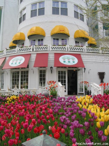 Step back in time at Grand Hotel on Mackinac Articles Michigan