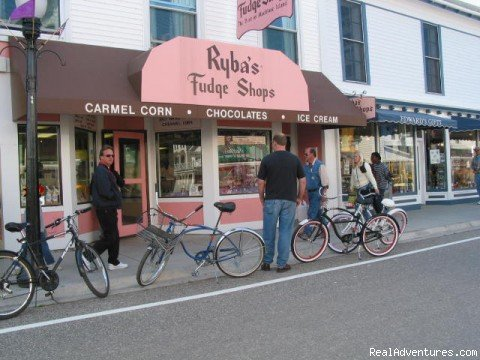 Ryba's Fudge Shop | Image #2/7 | Step back in time at Grand Hotel on Mackinac