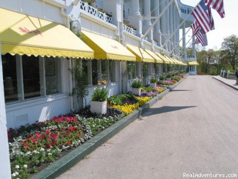 Image #7/7 | Step back in time at Grand Hotel on Mackinac