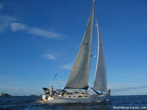 Sail, Scuba, Kayak 65' Charter Yacht Aloha Malolo