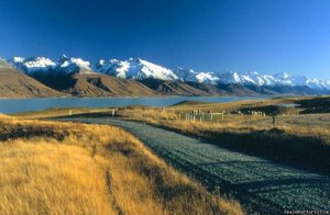 Naturally New Zealand Holidays Canterbury, New Zealand Hiking & Trekking