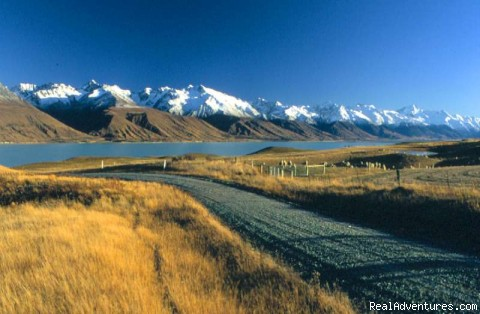 Mount Cook South Island - Naturally New Zealand Holidays