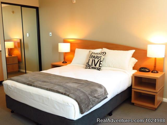 - Parramatta Waldorf Apartment Hotel