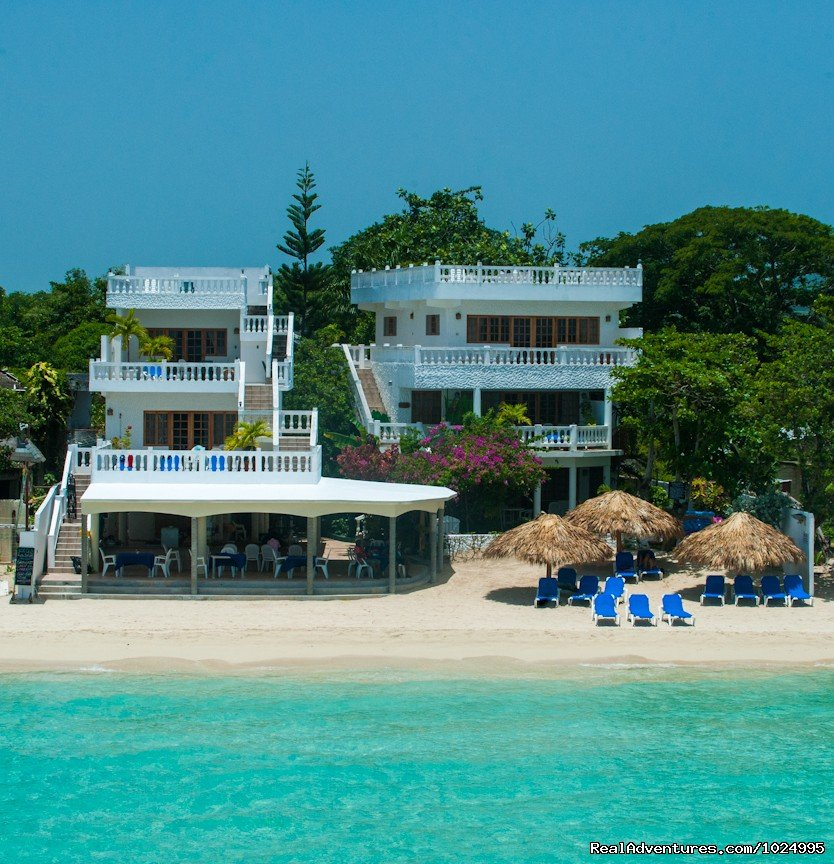 Caribbean Castles at Beach House Villas Negril, Jamaica Hotels & Resorts