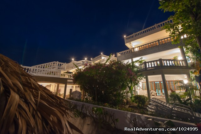 Lights at Night (#15 of 15) - Beach House Villas