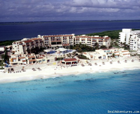Cancun S Solymar Beach Resort