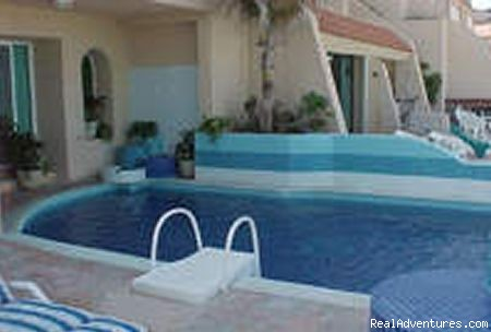 Private Pool for this Villa Only - Cancun's Solymar Beach Resort