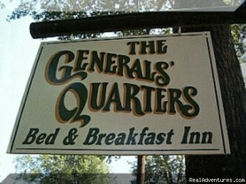 Photo #2 - The Generals' Quarters Bed and Breakfast Inn