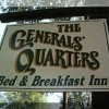The Generals' Quarters Bed and Breakfast Inn