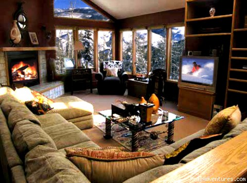 Typical interior  - Vail/Beaver Creek Summer-Winter Vacation Rentals