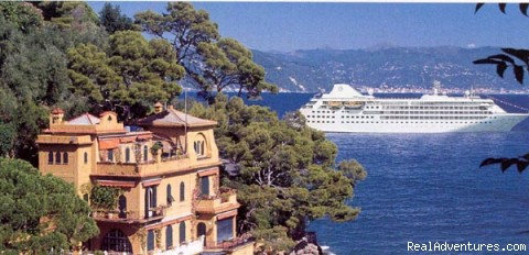 Cruising on Silversea Silver Whisper Corfu, Greece Articles